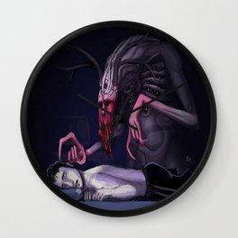 Boogeyman Wall Clock
