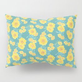 Marigold Disco Pillow Sham