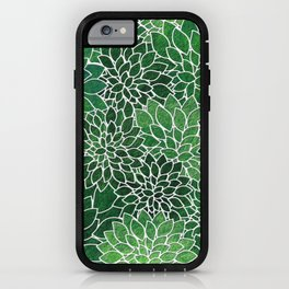 Floral Abstract 23 iPhone Case