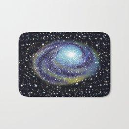 Spiral Galaxy I Bath Mat