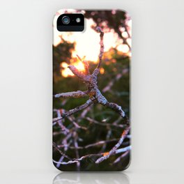 feel versus exist iPhone Case