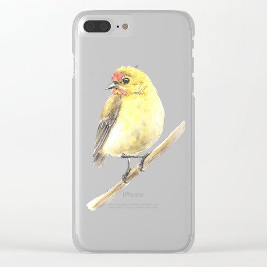 Tit Clear iPhone Case