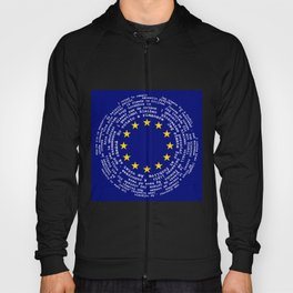 I voted Remain - multilingual Hoody