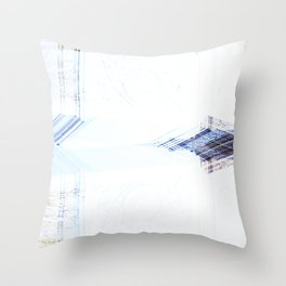 That Which Cannot Die Throw Pillow