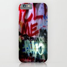 help me graffitti iPhone 6s Slim Case