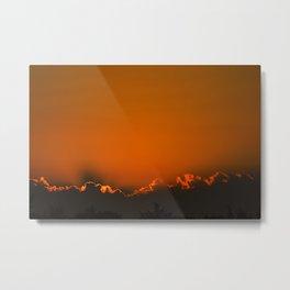 Before Sunrise Metal Print