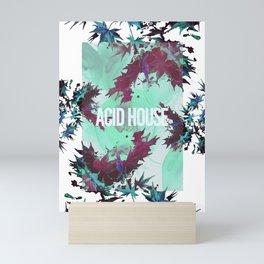 Acid House I Mini Art Print
