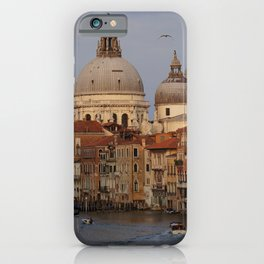 Venice from il Ponte dell'Accademia iPhone Case