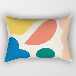 Floating lands Rectangular Pillow