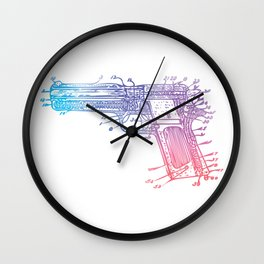 A Thing Of Beauty 2 Wall Clock