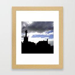 Australian Gothic Framed Art Print