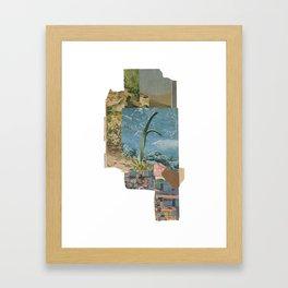 Creaturey Framed Art Print