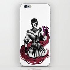 Morrigan iPhone & iPod Skin