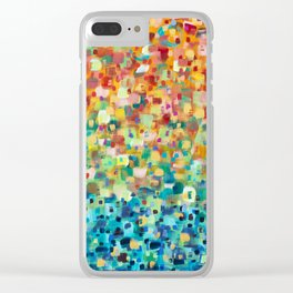 Choose Your Own Adventure Clear iPhone Case