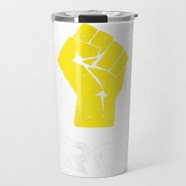 El Paso Strong Shirt - Stop Violence T-Shirt Travel Mug