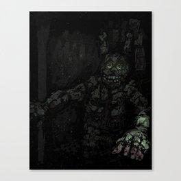 Fazbears Fright Canvas Print