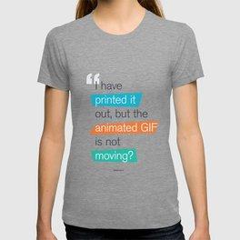 animated GIF  T-shirt