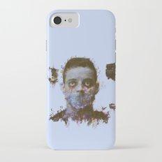 hello friend iPhone 7 Slim Case
