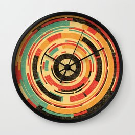 Space Odyssey Wall Clock