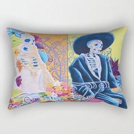 May We Never Part Rectangular Pillow