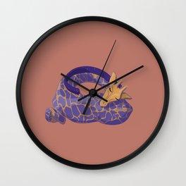 Snooze Fest Wall Clock