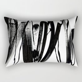 Thought process Rectangular Pillow