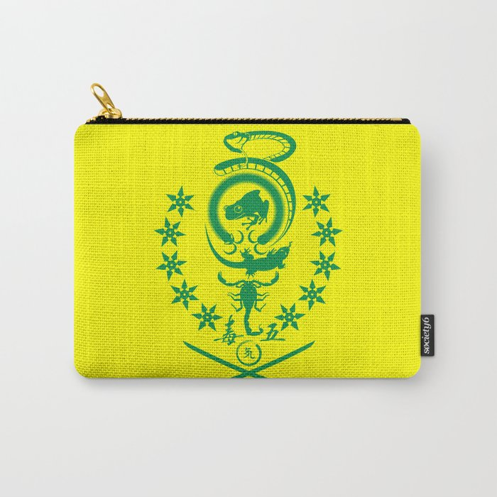 Five Deadly Venoms Carry-All Pouch