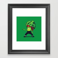 Brocco Lee Framed Art Print