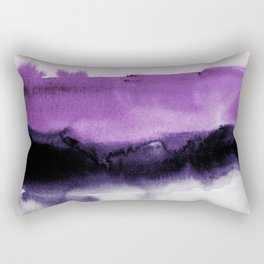 Two Tones Rectangular Pillow