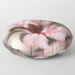 Cherry Blossom Floor Pillow