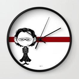 Little Sir Thomas Sharpe Wall Clock