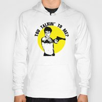 taxi driver Hoodies featuring Taxi driver quote by Buby87