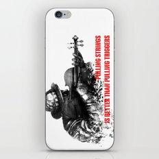 Violin Sniper iPhone & iPod Skin