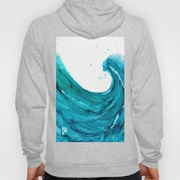 Surfer Wave Hoody
