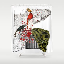 Scene Shower Curtain