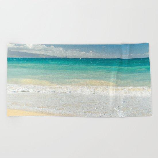 This Paradise Life Beach Towel
