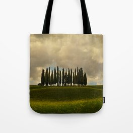 Postcards from Toskany Tote Bag