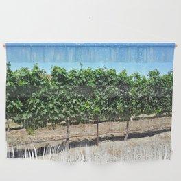 Santa Barbara Vineyard Wall Hanging