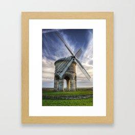 Chesterton Windmill Framed Art Print
