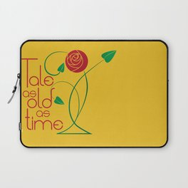 As old as time Laptop Sleeve