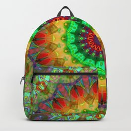 Healing Mandala 02 Backpack