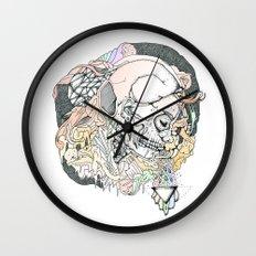 S ( he). Wall Clock