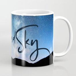 In Between the Earth and Sky Coffee Mug
