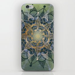 Heart Chakra iPhone Skin