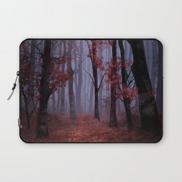 red forest 2 Laptop Sleeve