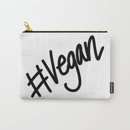 #vegan Carry-All Pouch