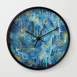 Deep Emotions Wall Clock