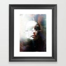 Flu Framed Art Print