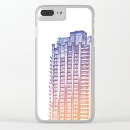 Barbican London Clear iPhone Case