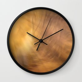Meandering Lucidity Wall Clock